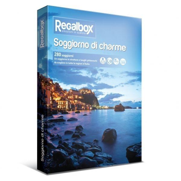 Soggiorno di charme fontana viaggi for Regalbox soggiorno di charme